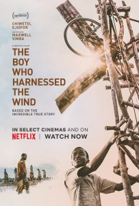 『風をつかまえた少年』『the boy who harnessed the wind』