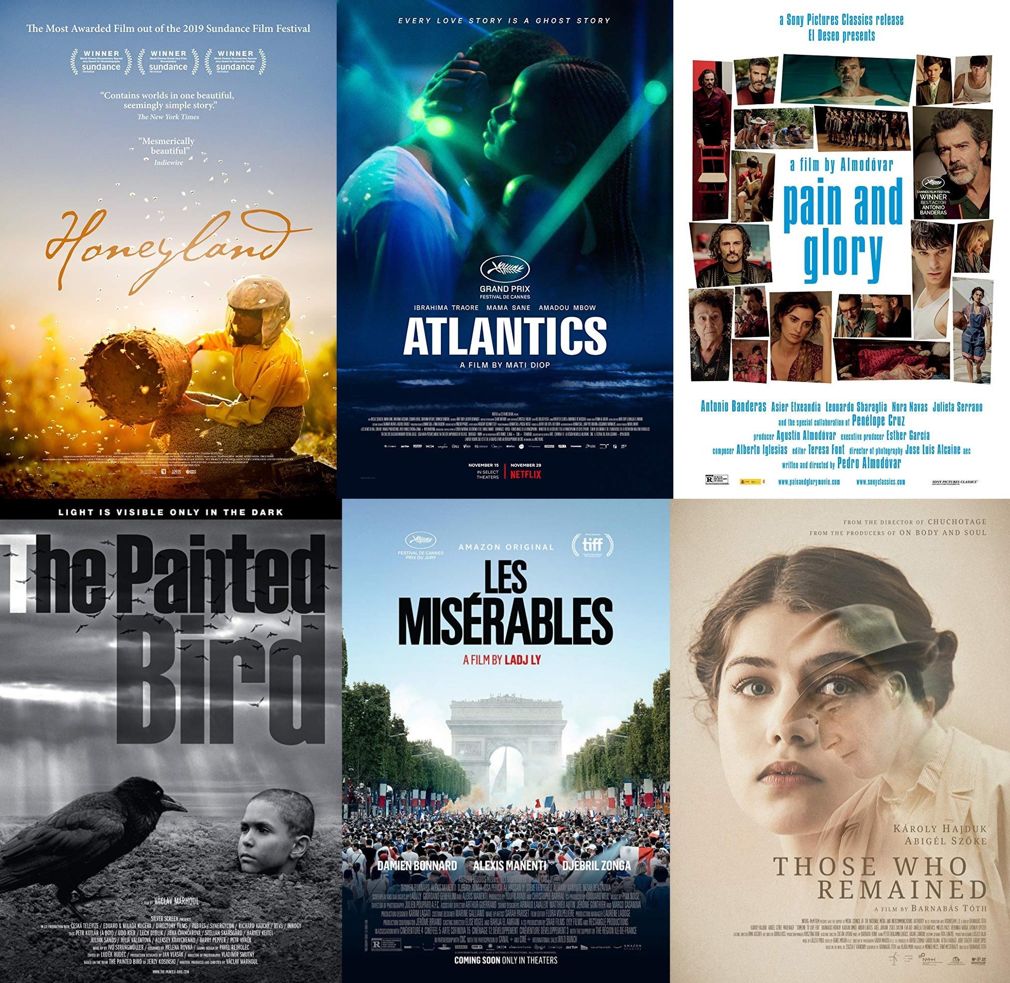 オスカー国際長編映画賞部門エントリー作品の劇場公開、映画祭上映、配信、買付情報