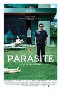 『パラサイト 半地下の家族』 『parasite』