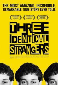『Three identical stranger』『同じ遺伝子の3人の他人』