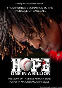 Hope: One in a Billion ギフト・ンゴエペ -アフリカの星-