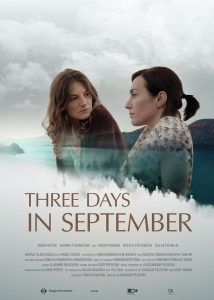 Three Days in September 本当の目的