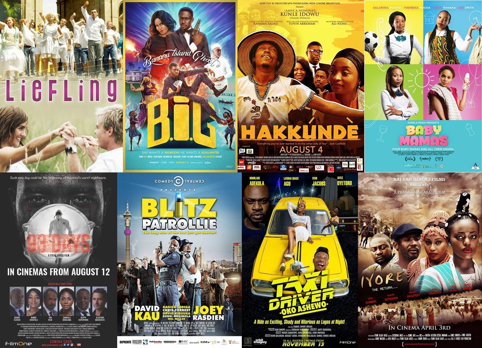 Netflixで言語設定を英語に変更すると視聴可能な映画(アフリカ映画編)