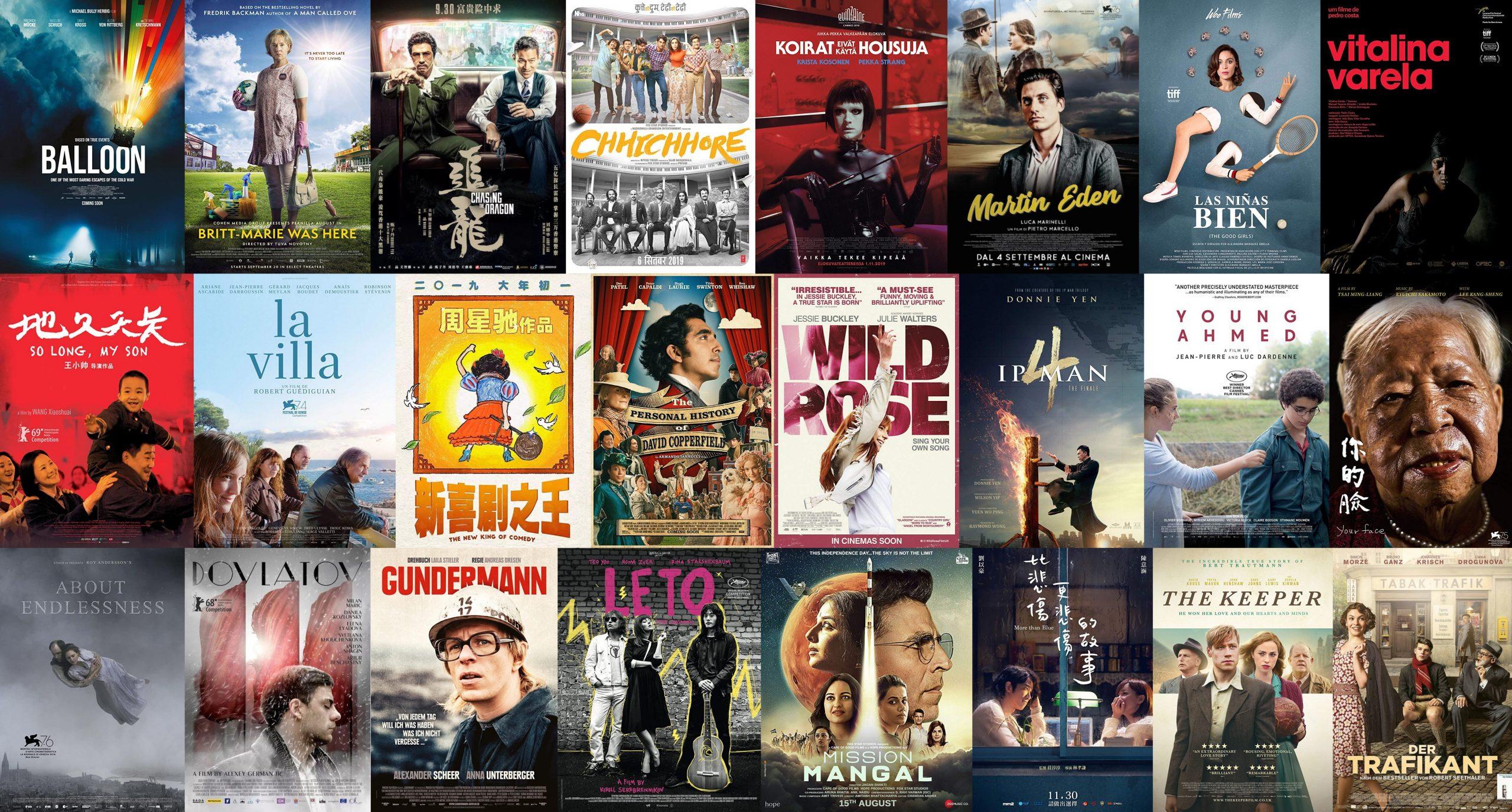 各国のアカデミー賞にノミネートされている今後日本公開予定の映画