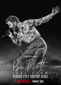 Ben Platt: Live from Radio City Music Hall ベン・プラット: ライブ・フロム・ラジオシティ