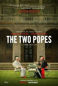 The Two Popes 2人のローマ教皇