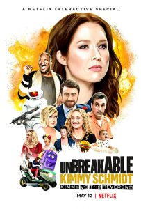 Unbreakable Kimmy Schmidt- Kimmy vs the Reverend アンブレイカブル・キミー・シュミット: キミーVS教祖