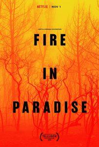 Fire in Paradise ファイヤー・イン・パラダイス -地獄と化した町-