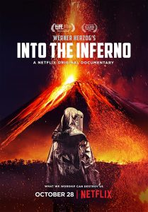 Into the Inferno イントゥ・ザ・インフェルノ: マグマの世界