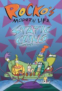 Rocko's Modern Life- Static Cling ロッコーのモダンライフ: ~ハイテクな21世紀~