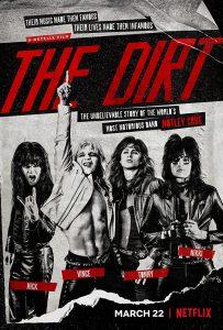 The Dirt ザ・ダート: モトリー・クルー自伝