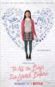 To All the Boys I've Loved Before 好きだった君へのラブレター