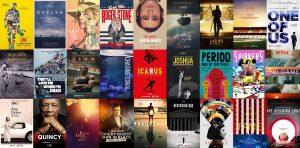 IMDbでの点数が7点以上のNetflixオリジナル映画(2017年〜2018年のドキュメンタリー編)